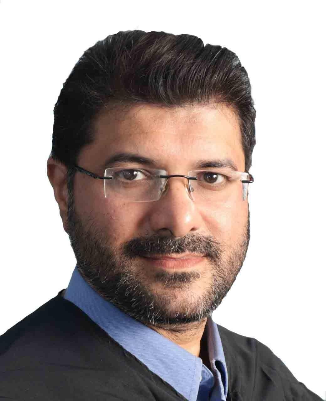 Professor Hafiz Waqas